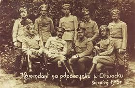 http://en.wikipedia.org/wiki/Polish_Legions_in_World_War_I