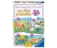 <b>Пазлы Ravensburger</b> – купить в интернет-магазине Акушерство.ру