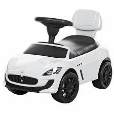 <b>Каталка Chilok Bo</b> Maserati GranCabrio MC MY2015 <b>Z353</b> белый ...