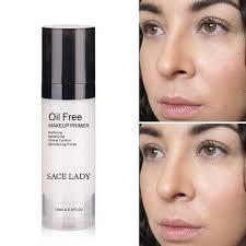 Face Makeup Primer <b>Oil Free Professional</b> Base Make Up <b>Matte</b> ...