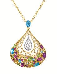مجوهرات داماس اجمل هدايا عيد الام 2014