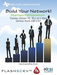build your network start ups and entrepreneurs oct utd advertisements
