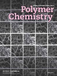 Journal of Polymer Science Part A: Polymer Chemistry: Vol 39, <b>No 10</b>