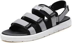 Men's Beach Sandals Slippers Strappy Gladiator <b>Summer</b> ...