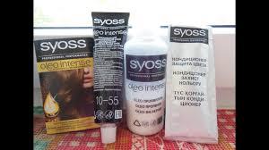 <b>Syoss</b> oleo intense 10-55 платиновый блонд. Сьес <b>для</b> блондинок ...