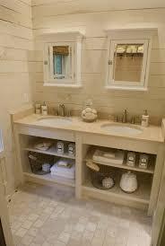 open bathroom vanity cabinet: impressive open shelf bathroom vanity with and drawers custom wooden single cabinet