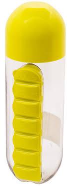"""<b>Бутылка</b> для воды """"Феникс-Презент"""", с <b>таблетницей</b>, цвет ..."""
