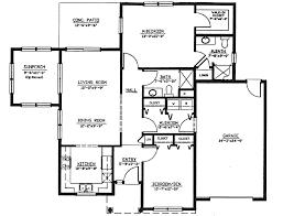 Cottage II III Floor Plan   OceanView at FalmouthCottage II III Floor Plan