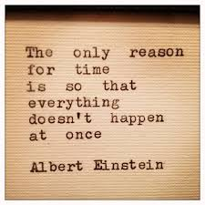 Albert Einstein Quote Typed on Typewriter and Framed von farmnflea ... via Relatably.com