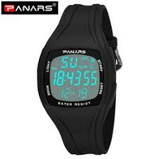 PANARS Mens Sport Watch 50M Waterproof Swimming Wrist ... - Vova