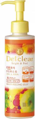 <b>Пилинг гель Detclear</b> AHA&BHA Peeling Gel - купить в Aiki-shop.ru