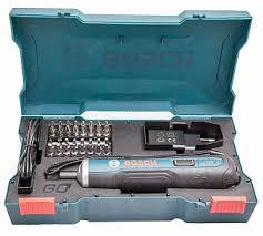 Аккумуляторная <b>отвертка Bosch GO kit</b>, купить у официального ...