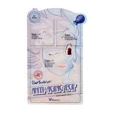 Elizavecca Трёхступенчатая <b>омолаживающая тканевая маска для</b> ...