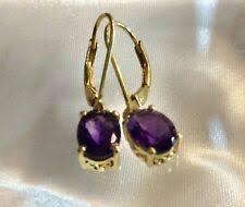 Drop/Dangle Amethyst Beauty Fine Earrings for sale | eBay