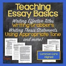 thesis statement on pinterest essay process lessons  writing titles topic sentences thesis statements