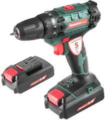 Аккумуляторная дрель <b>Hammer Flex ACD140Li</b>