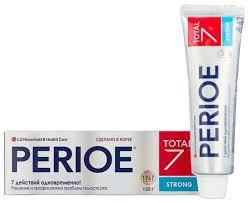 <b>Зубная паста Perioe Total</b> 7 Strong Комплексный ... — купить по ...