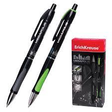 Купить <b>Ручка шариковая автоматическая</b> ERICH KRAUSE ...