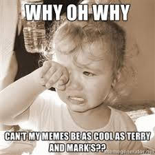 Distressed Toddler | Meme Generator via Relatably.com