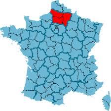 Resultado de imagen de cartes touristiques la picardie