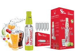 <b>Набор для домашней газировки</b> Oursson OS1000SK/GA купить ...