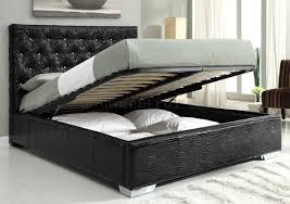 contemporary black bedroom furniture michelle black bedroom set w storage bed amp optional items black bedroom furniture set