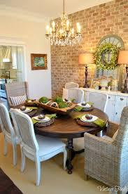 The Brick Dining Room Furniture 1000 Ideas About Brick Accent Walls On Pinterest Accent Walls