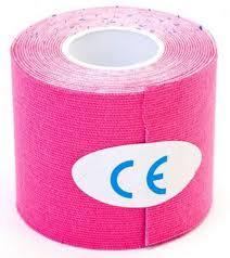 <b>Кинезио лента</b>, 5 м х 5 см, розовая, SF 0189 (<b>Bradex</b> ...