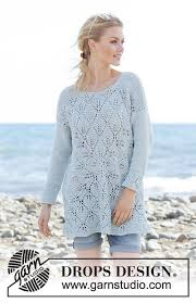 Bali <b>Blue</b> / DROPS 199-31 - Free <b>knitting</b> patterns by DROPS Design