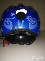 Продам <b>Шлем</b> защитный <b>Abus Smiley 2.0</b> Акулы, синий купить в ...