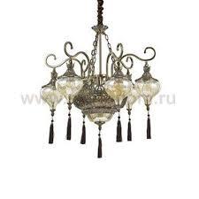 Подвесной <b>светильник Ideal lux HAREM</b> SP9 (116006)   Люстра ...