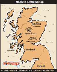 macbeth setting scotland and england in the 11th century