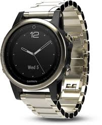 <b>Garmin Fenix 5S Sapphire</b> GPS Watch   REI Co-op