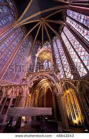 sainte chapelle church paris upper chapels interior chapelle de la sorbonne chappelle de la