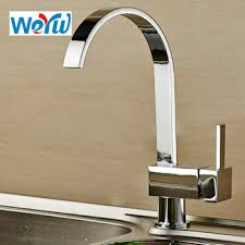 WEYUU New Arrival 360 Degree Rotation Kitchen Faucet Waterfall ...