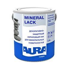 <b>Лак акриловый</b> для минеральных поверхностей <b>AURA Mineral</b> ...