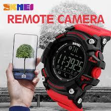 <b>SKMEI Men Smart</b> Sport Watch Bluetooth Calorie Pedometer ...