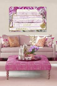 Pink Living Room Furniture 17 Best Images About Pink Living Room On Pinterest One Kings