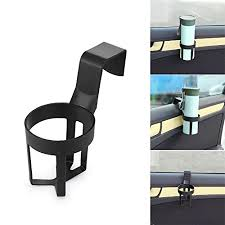 Black <b>Universal Car</b> Drinks Cup Bottle Can Holder <b>Car Door</b> ...