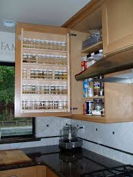 guy kitchen meg: spice cabinet bottles were ordered from wwwspicebarncom