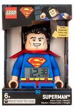 <b>Будильник DC</b> Comics Super Heroes наборы <b>lego</b> и пакеты ...