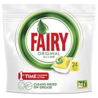 <b>FAIRY</b> All in One средство для посудомоечных машин <b>капсулы</b> ...
