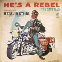 <b>He's a</b> Rebel by The <b>Crystals</b> - Samples, Covers and Remixes ...