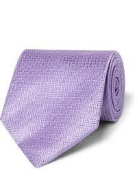 <b>Мужской</b> светло-фиолетовый <b>галстук</b> в вертикальную полоску от ...