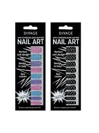 <b>Наклейки для ногтей</b> DIVAGE 3719768 в интернет-магазине ...