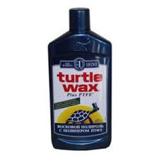 Автополироль <b>Turtle wax</b> Plus <b>PTFE</b> - «<b>Turtle Wax</b> удалил ...