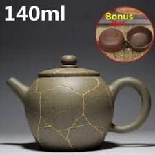 <b>Yixing Authentic</b> Purple Clay Tea Pot Master Handmade Qing Shiu ...