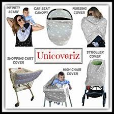 Nursing Breastfeeding Cover Scarf | <b>Baby</b> Car Seat Cover Canopy ...
