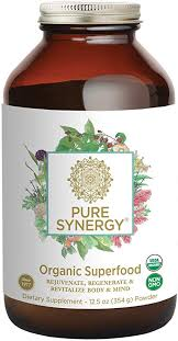 The Synergy Company, <b>Pure Synergy</b>, Original <b>Organic</b> Superfood ...