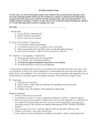 cover letter example of problem and solution essay example problem cover letter problem solution essay outline doc resume ideas problem xexample of problem and solution essay